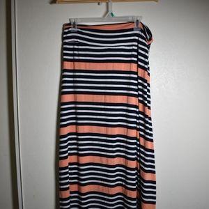 Merona maxi skirt,  size xl